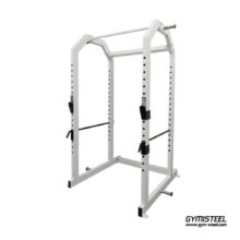 Power Rack (B7) ideal for weigth trainers who train alone or without the assistance of a spotter.