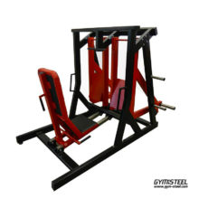Horizontal Leg Press Machine perfectly trains leg muscles and buttocks. The movement simulates running. Horizontal position for minimal strain on your back.