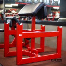 Two Sided Scott Bench gives you one of the best exercises to build solid biceps.