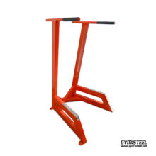 Dip station is the perfect tool for getting strong triceps, shoulders and deltoids. Optimal for body-weight work out.