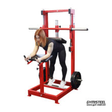 Calf Raise Machine is the most effective machine on calf building. It's simply one of the best exercises for developing the calves.