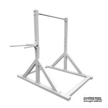Folding cross trainer (U4) This is the perfect for a commercial gym or a community outdoor training area. Body weight exercises develop strength, balance.
