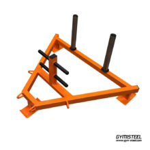 Prowler Sled one of the best ways to develop strength in your legs, hips, and arms. It can be used in team situations and competitions.